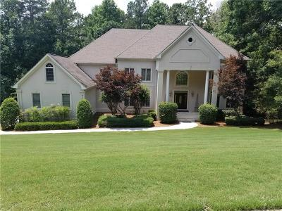 Snellville Single Family Home For Sale: 3735 Wickloe Court