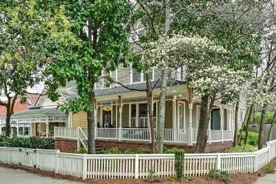 Single Family Home For Sale: 428 Woodward Avenue SE