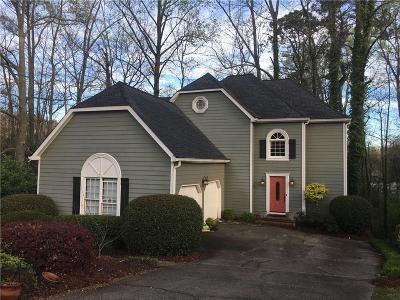 Single Family Home For Sale: 680 Oakledge Drive NW