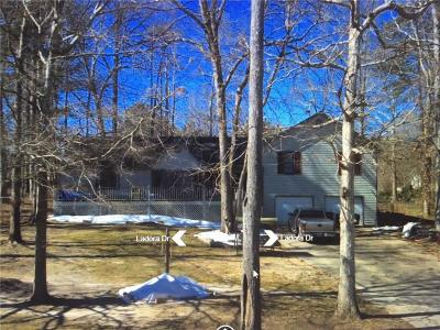 Carroll County, Coweta County, Douglas County, Haralson County, Heard County, Paulding County Single Family Home For Sale: 466 Ladora Drive