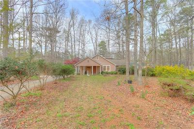 Newton County Single Family Home For Sale: 436 Valley Road