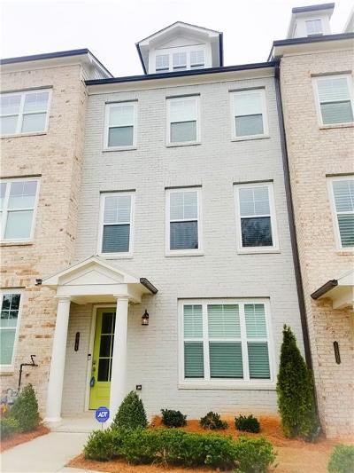 Roswell  Condo/Townhouse For Sale: 10198 Windalier Way #225