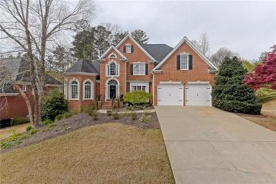 Roswell Single Family Home For Sale: 4097 Tropez Place