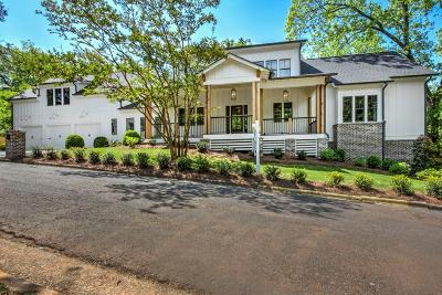 Roswell Single Family Home For Sale: 36 Long Circle