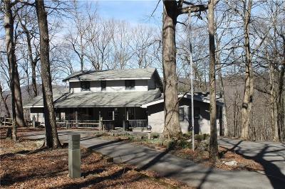 Jasper Single Family Home For Sale: 112 Little Hendricks Peak