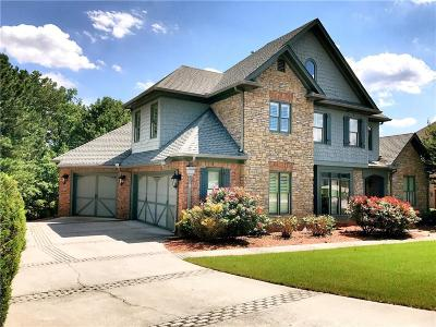 Grayson Single Family Home For Sale: 868 Natchez Valley Trace