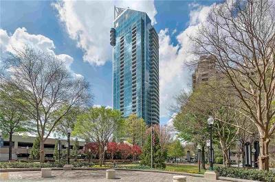 Condo/Townhouse For Sale: 3338 Peachtree Road NE #1602