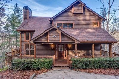 Talking Rock Single Family Home For Sale: 590 Finale Street
