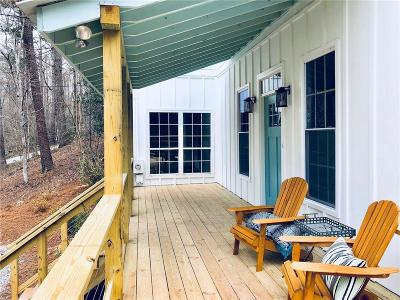 Lumpkin County Single Family Home For Sale: 260 Holly Lane