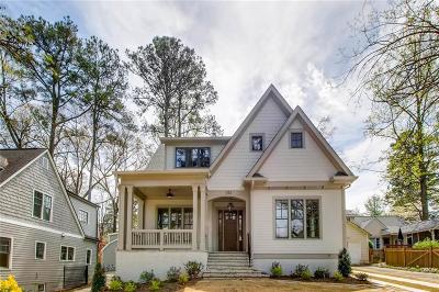 Decatur Single Family Home For Sale: 352 Lamont Drive