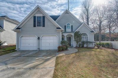Marietta Single Family Home For Sale: 2514 Camata Way