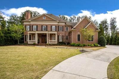 Acworth Single Family Home For Sale: 6225 Arnall Court NW