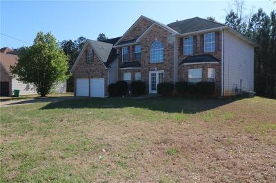 Decatur Single Family Home For Sale: 5097 Galleon Crossing