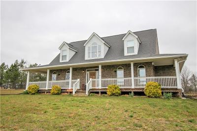 Bartow County Single Family Home For Sale: 916 Barnsley Gardens Road