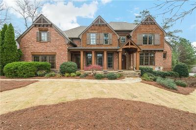 Suwanee Single Family Home For Sale: 902 Little Darby Lane