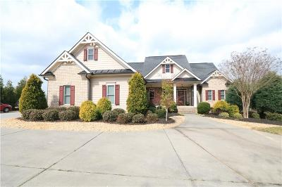 Bartow County Single Family Home For Sale: 170 Cline Smith Road NE