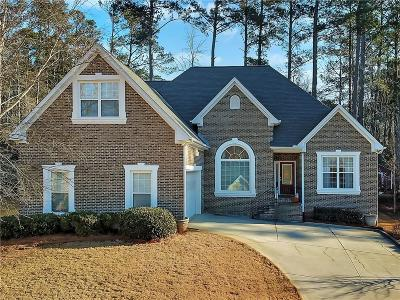 Loganville Single Family Home For Sale: 7208 Sunset Boulevard