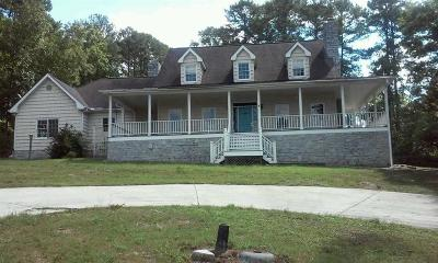 Snellville Single Family Home For Sale: 3700 Wickloe Court