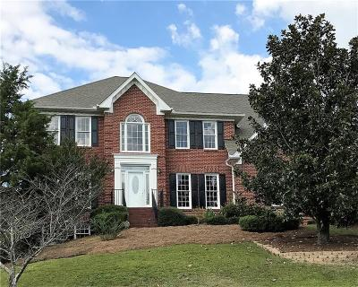Peachtree Corners Single Family Home For Sale: 4300 Gunnin Road