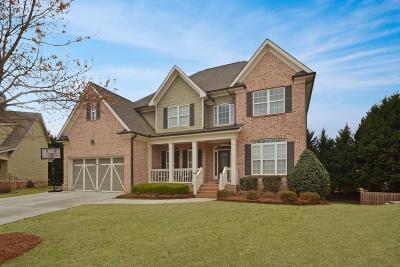 Grayson Single Family Home For Sale: 827 Keeling Mill Lane