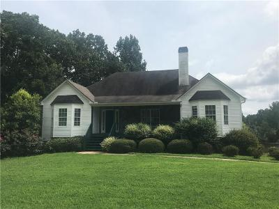 Douglasville GA Single Family Home For Sale: $189,900