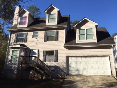 Snellville Single Family Home For Sale: 8089 Norris Lake Road