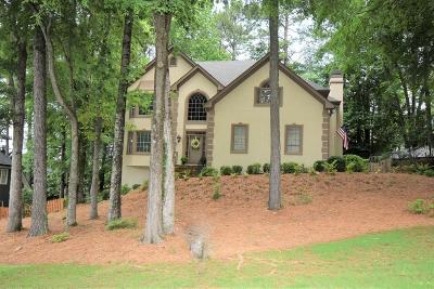 Johns Creek Single Family Home For Sale: 10250 Groomsbridge Road