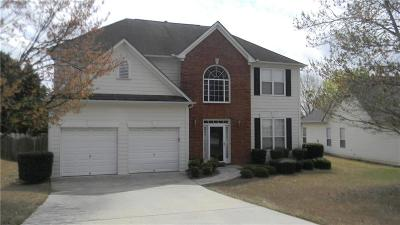 Grayson Single Family Home For Sale: 2673 Whispering Pines Drive