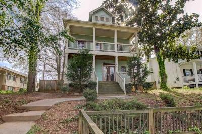 Atlanta Single Family Home For Sale: 964 Hank Aaron Drive