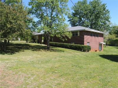Dacula Single Family Home For Sale: 606 Tanner Road