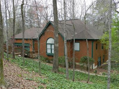 Roswell Single Family Home For Sale: 4185 Tartan Way NE