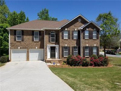 Snellville Single Family Home For Sale: 3281 Kittery Drive