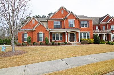 Single Family Home For Sale: 3094 Abbey Drive SW