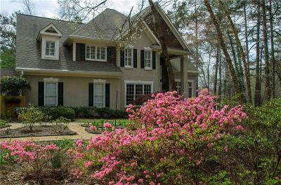 Kennesaw Single Family Home For Sale: 4109 Brigade Trail NW
