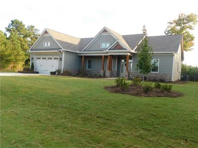 Pickens County Single Family Home For Sale: Lot 21 Stoneledge Lane
