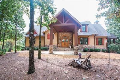 Rydal Single Family Home For Sale: 1246 Spring Place Road