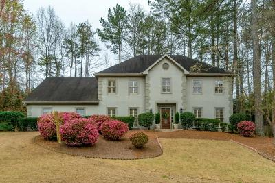 Kennesaw Single Family Home For Sale: 177 Lakeside Drive NW