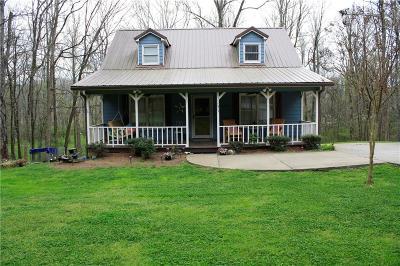 Kingston Single Family Home For Sale: 1075 Kingston Hwy SE