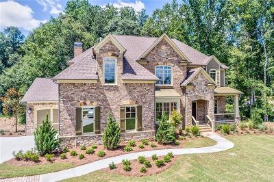 Johns Creek Single Family Home For Sale: 10820 Rogers Circle