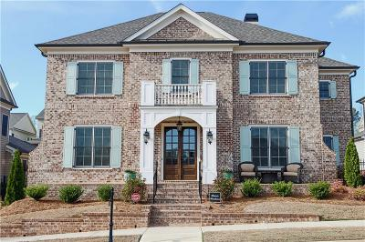 Johns Creek Single Family Home For Sale: 6060 Bellmoore Park Lane