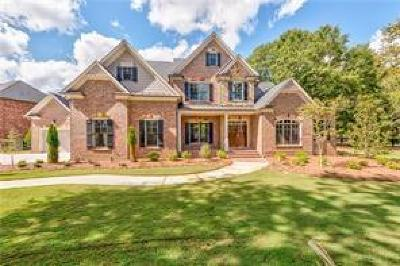 Johns Creek Single Family Home For Sale: 10760 Rogers Circle