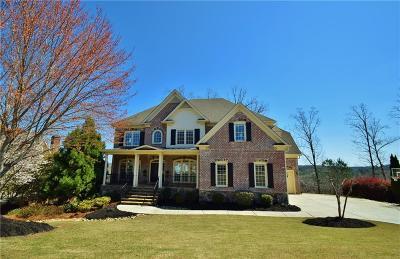 Suwanee Single Family Home For Sale: 3457 Binghurst Road