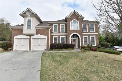 Buford Single Family Home For Sale: 2665 Ivy Brook Lane