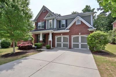 Alpharetta  Single Family Home For Sale: 4945 Weathervane Drive