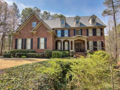 Peachtree Corners, Norcross Single Family Home For Sale: 4989 Young Arthur Terrace