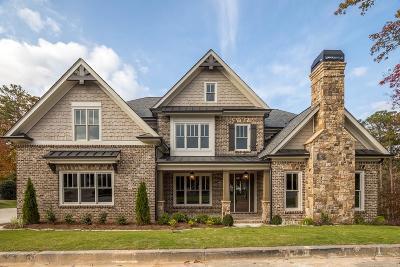 Johns Creek GA Single Family Home For Sale: $1,165,000