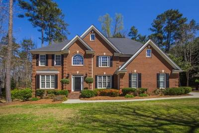 Conyers Single Family Home For Sale: 1760 Stratford Crossing SE