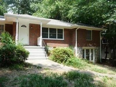 Decatur Single Family Home For Sale: 2180 W Ponce De Leon Avenue