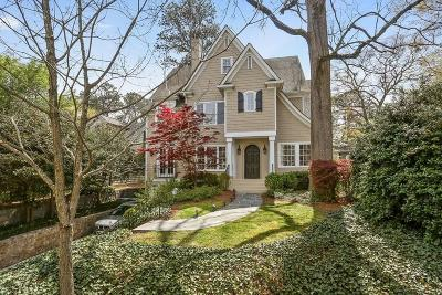 Single Family Home For Sale: 2099 McKinley Road NW