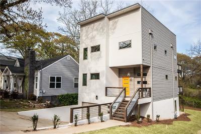 East Atlanta Single Family Home For Sale: 406 E Side Avenue SE